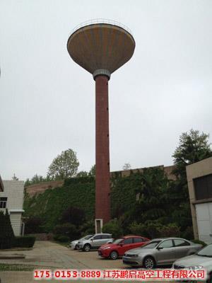 30米圆柱壳水塔人力定向拆迁专业施工单位