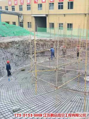 170米烟囱新建专业公司