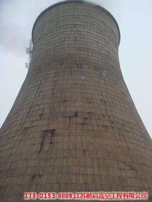 滑模水泥冷却塔