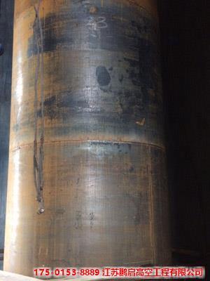 吊装碳钢烟囱专业施工单位