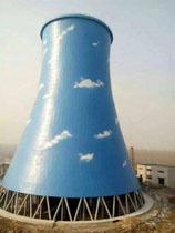 冷却塔水塔涂刷队伍