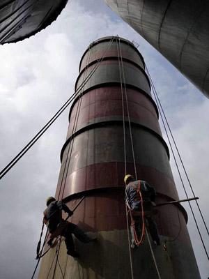 碳钢烟囱设计新建