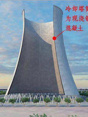 双曲线冷却塔新建施工单位
