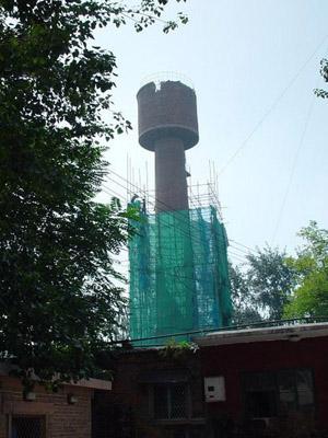 20米圆柱壳水塔拆迁施工单位