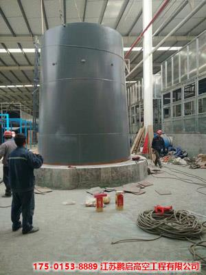 设计新建碳钢烟囱公司